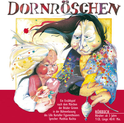 Hörbuch Dornröschen