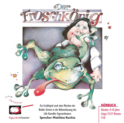 Hörbuch Der Froschkönig