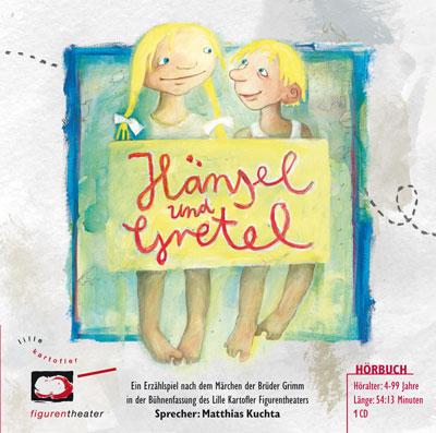 Hörbuch Hänsel und Gretel