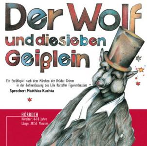 Hörbuch Der Wolf und die sieben Geißlein