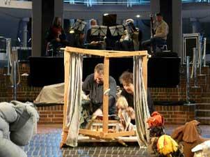 Famlienkonzert Bremer Stadtmusikanten 2009
