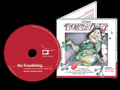 Hörbuch Froschkönig